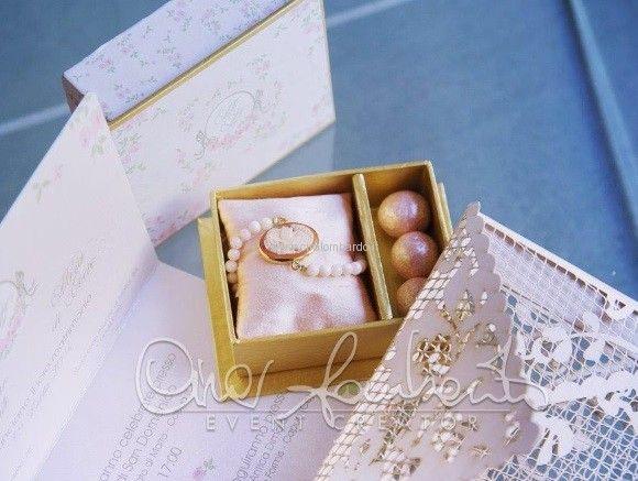 Cadeau de mariage pensato per le donne per un matrimonio romantico e delicato. | Cira Lombardo Wedding Planner