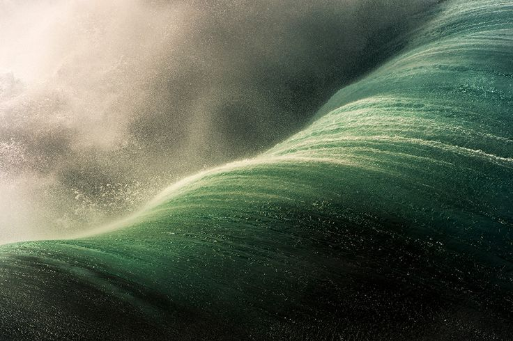 A Black and Blue Life: A Coal Miner Becomes a Photographer of Exquisite Waves and Seascapes