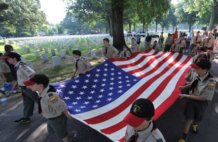 memorial day observance law