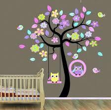 kreativ gyerekszoba dekoráció