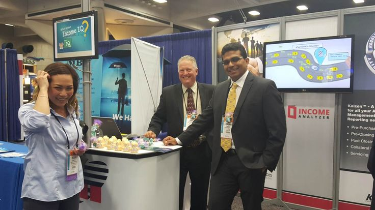 Yet another visitor aces  Indecomm's Income Genius Game and wins a prize!! Visit us at Booth # 724 at the MBA Annual and you could be a lucky winner too! #MBAAnnual15