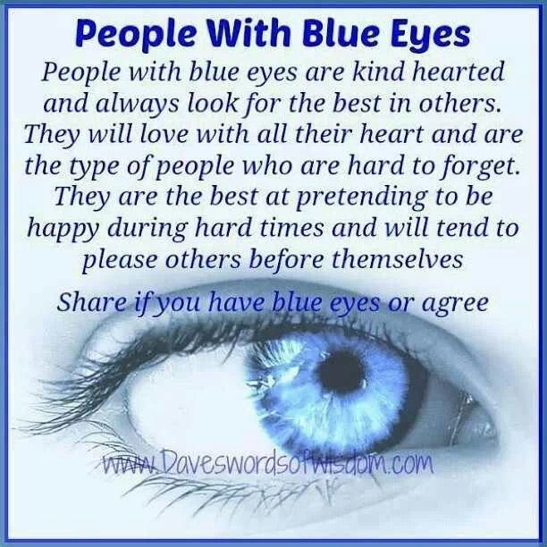 The 15 Best Blue Eyed Girl Images On Pinterest Blue Eye Quotes