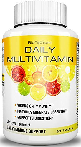Daily Multivitamin Tablets - Best Dietary Supplement Formula! Helps Immune System, Provides Essential Minerals, Supports Digestion. Number One Vitamin Combination! Money Back Guarantee! //Price: $15.97 & FREE Shipping //     #hashtag1