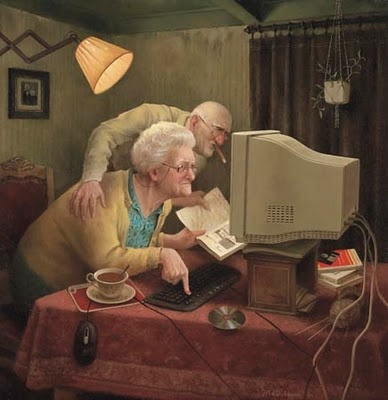 Marius van Dokkum Dutch Painter and Illustrator. Oh yes!!