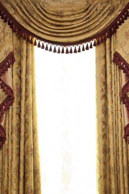 1000 Ideas About Elegant Curtains On Pinterest