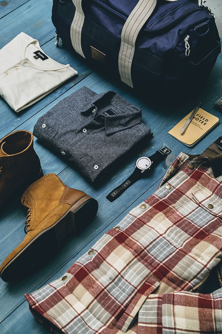 Change your wardrobe with the seasons...These are some of our favorite fall essentials.