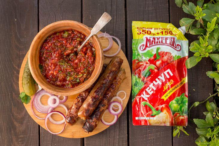 Кисло-сладкий соус для барбекю пошаговый рецепт с фотографиями