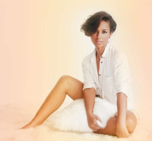 Alicia Keys. Such and amazing musician, singer, songwriter, mother, and woman.  The epitamy of what I hope my career will be like.
