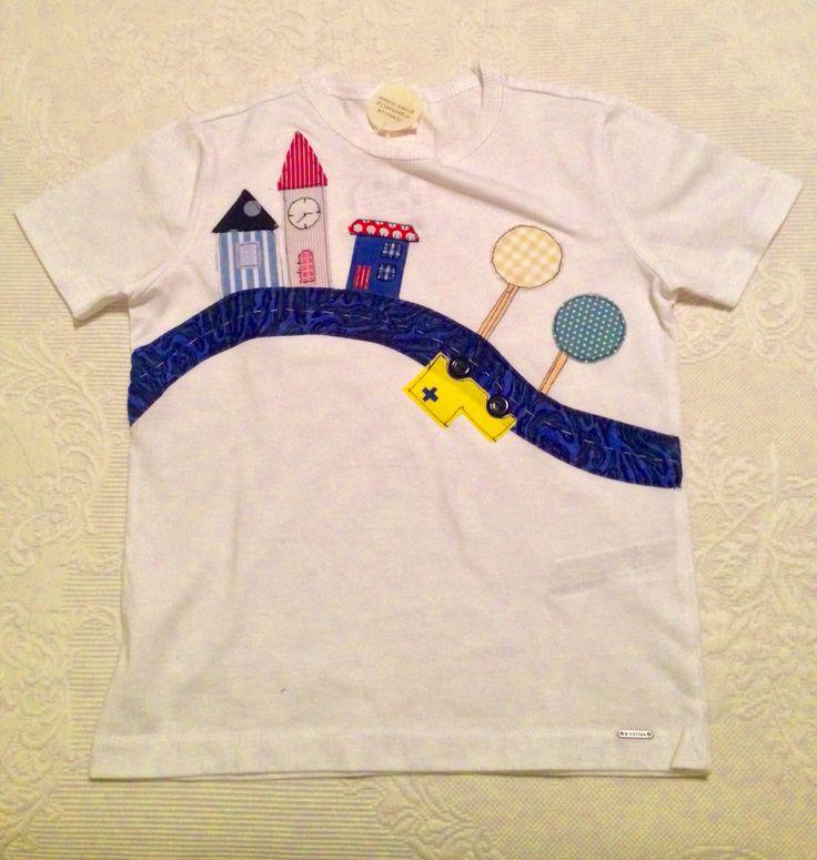 Camiseta Casitas 3