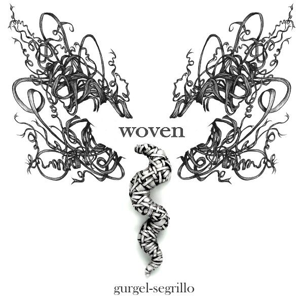 woven series of art jewellery ~ celebrating our interconnectedness, by gurgel-segrillo