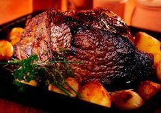 Simply Juicy Roast -  Kids loved it, easier to make than I thought.  Used bottom round steak.