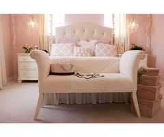 Light Pink And White Room More Guest Room Girl Room Dream Room Day Bed