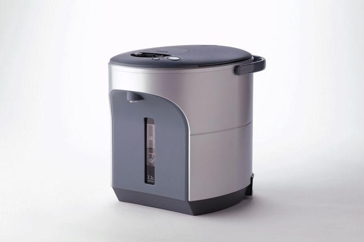 Zutto Hot Water Dispenser For Zujirushi. BDCI (www.bdci.co.kr) design partner - shibata fumie