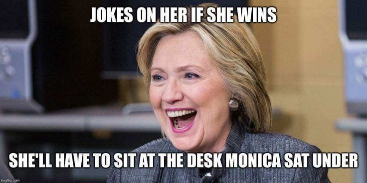 Monica Lewinski Is BACK In One HILARIOUS Picture That Hillary Wants GONE! HA HA! | EndingFed News Network