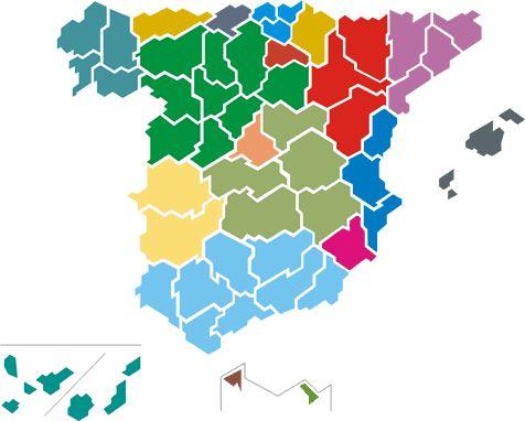 Parcelas en venta en ESPAÑA