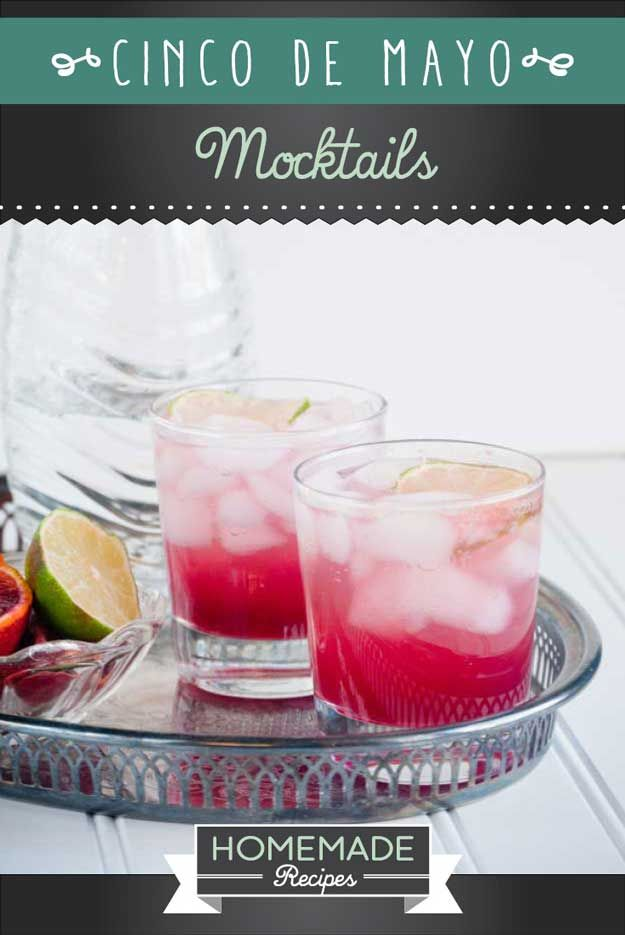 12 Cinco de Mayo Mocktails to make