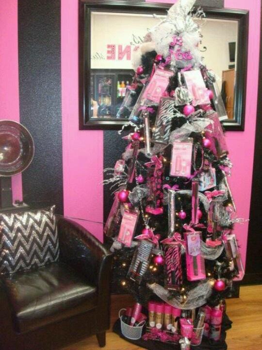 Christmas @ the salon