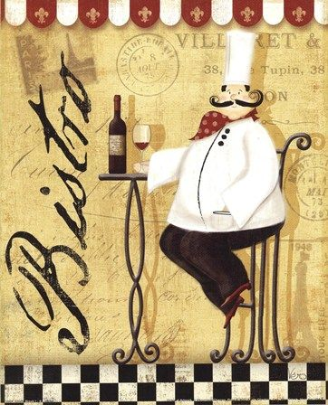 Time to cook & time to sip! Chef's Break: by Veronique Charron