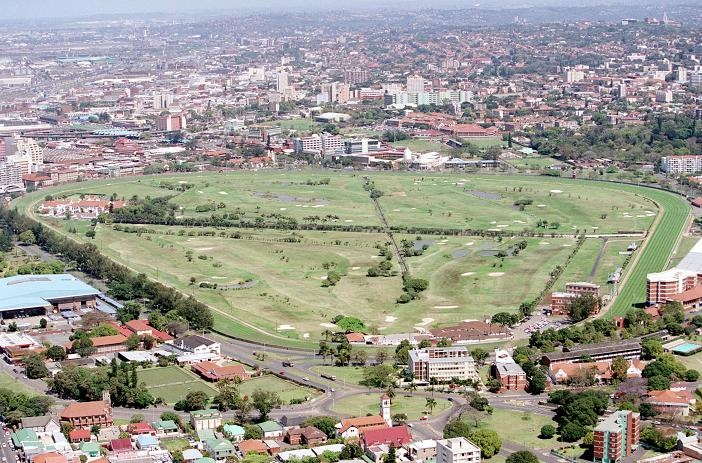 Greyville Race Course, South Africa