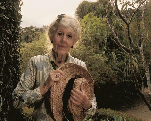 Margaret Mee, ilustradora botânica, viveu no Brasil mais de 30 anos.