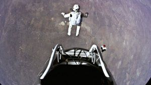 Felix Baumgartner's world record space jump from an altitude of 39,045 meters, has become one of the most talked stories and most watched videos on Youtube.