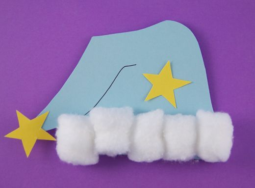 Sweet Dreams Cap Craft for Kids - Pajama Party Crafts | PBS KIDS Sprout