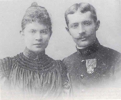 Elisabeth de Bavière, fille de Gisele d Autriche, et Otto von Seefried, une histoire d'amour