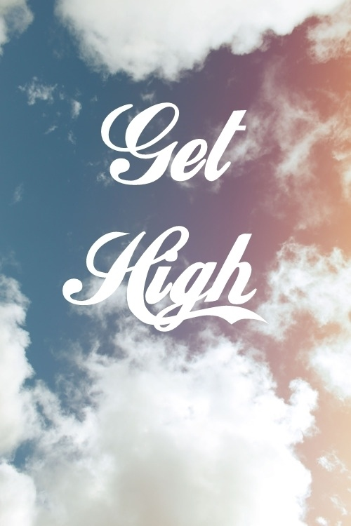 how to lose a high from weed