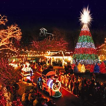 10 Perfect Christmas Shopping Getaways