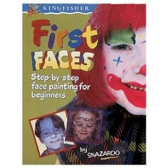 First Faces: First Steps to Face Painting £2.15