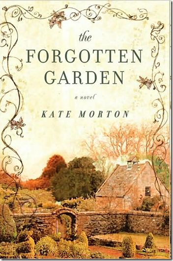 """The Forgotten Garden"": Worth Reading, Secret Gardens, Kate Morton, Books Jackets, Books Club, Katemorton, Forgotten Gardens, Favorite Books, Good Books"
