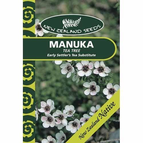 Manuka  NZ Native Seed