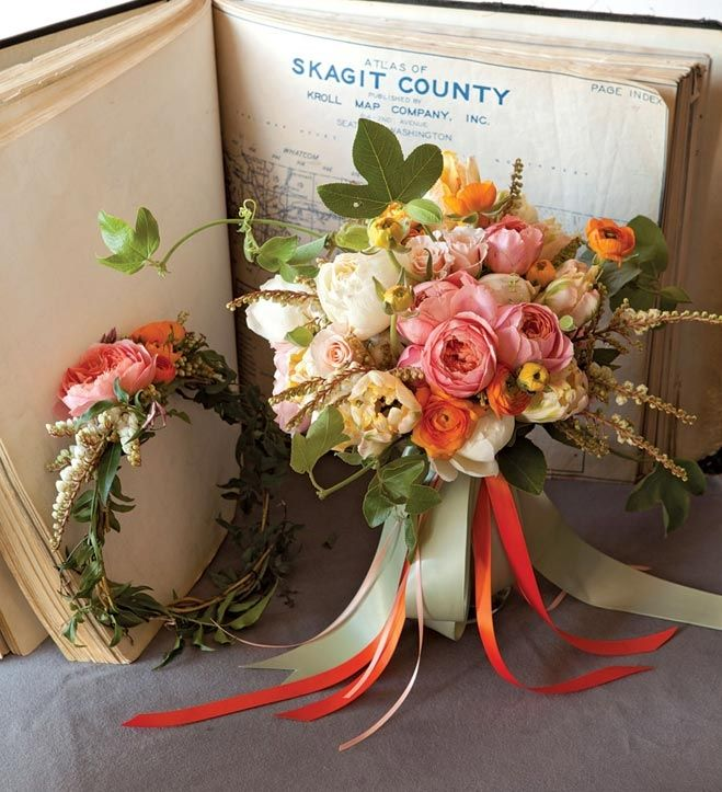 Local Blooms: Wedding Flowers from Washington State | Seattle Bride Magazine
