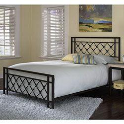 lattice fullsize bed lattice bed showcases a