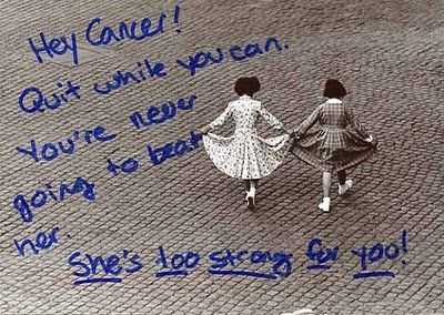 love this cancer quote