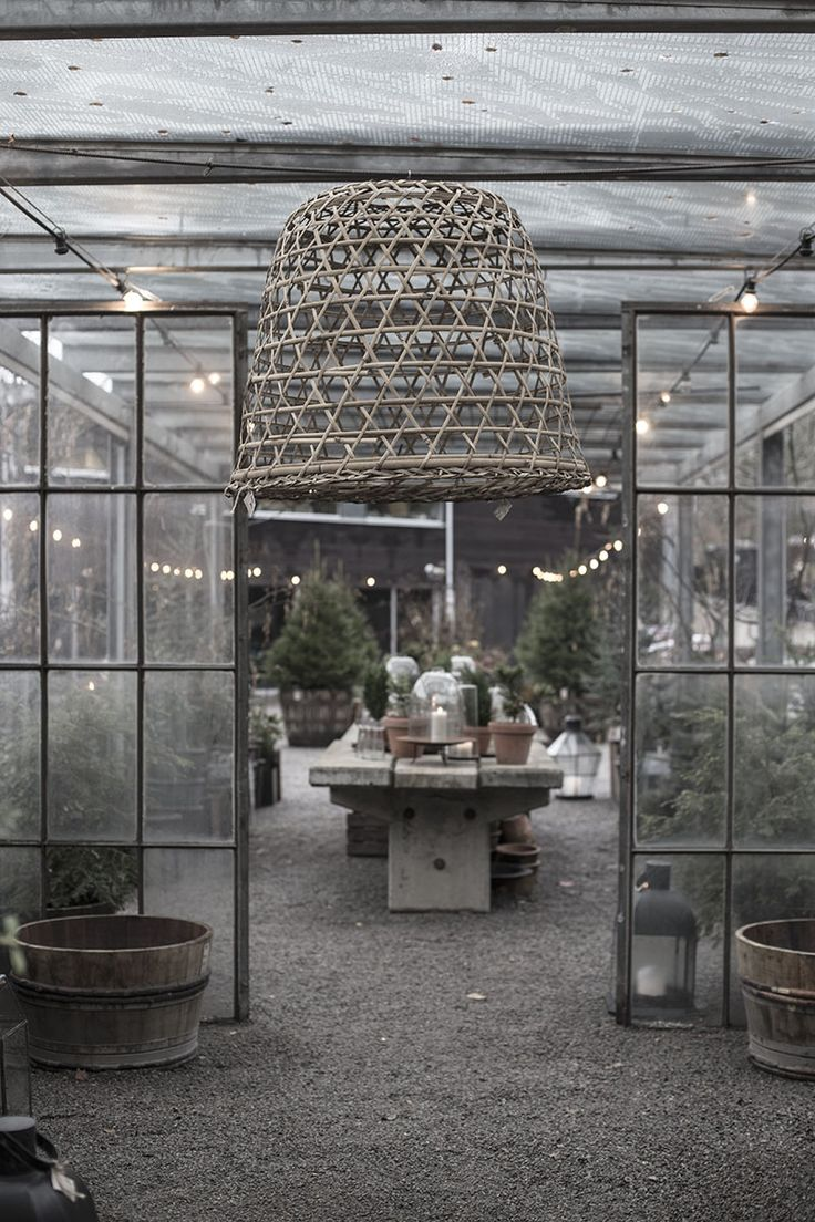 Shopper's Diary: Christmas in Stockholm at Zetas Tradgard: Gardenista