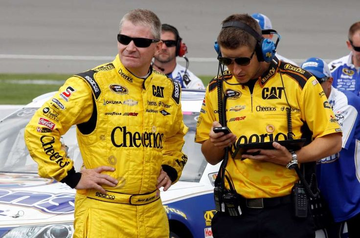15 drivers who've left NASCAR since 2010  -  April 26, 2017:     JEFF BURTON  -    In his career, Burton won 21 races in NASCAR's top division before joining NBC as a television race analyst for 2015. From 1997-2000, Burton posted four consecutive top-five points finishes while driving for Jack Roush.