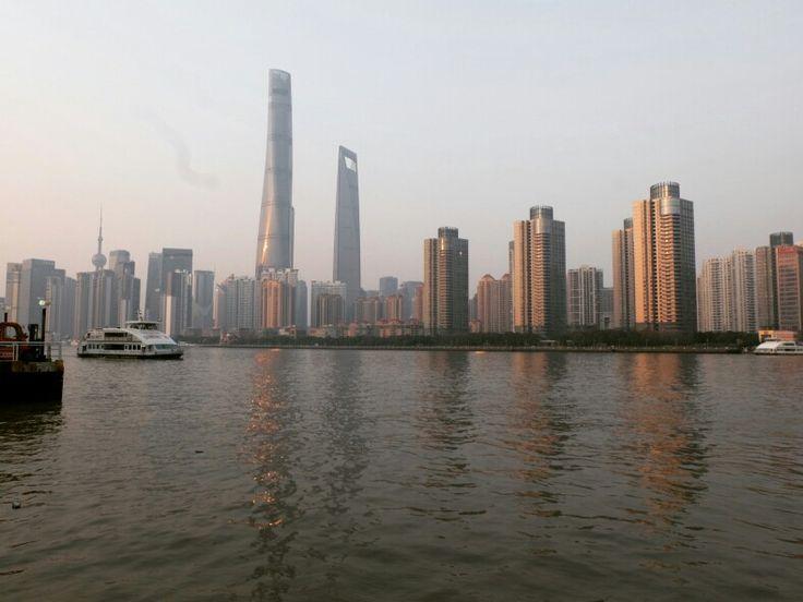 Shanghai Financial World Building