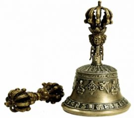 I VIANDANTI - SET Dorje e campana