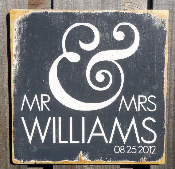 Fabulous idea for a wedding gift!
