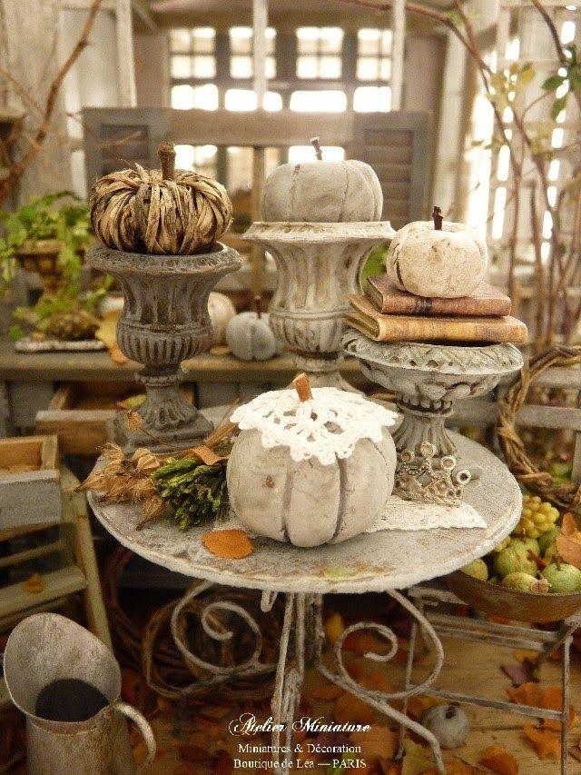 spooky dollhouse treat display miniature halloween food and - Miniature Halloween Decorations