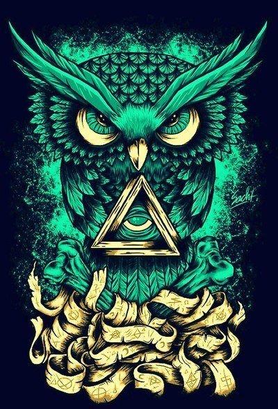 Owl Tattoo Idea  #Tattoo #Ink #Art #Body #Owl