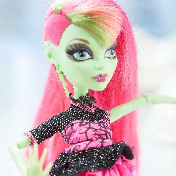 venus mcflytrap monster high doll