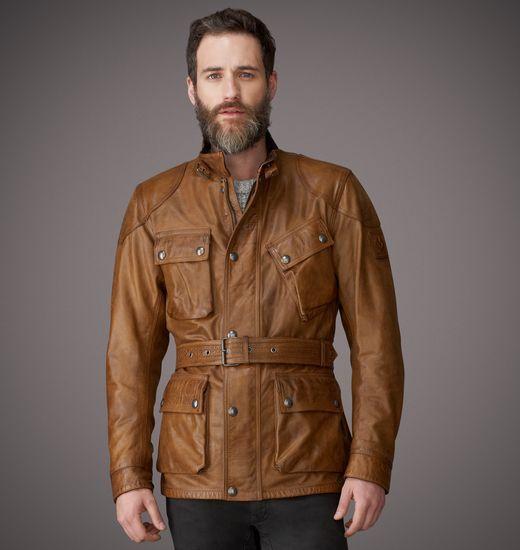 Mens Panther Jacket from Belstaff UK | Mens Designer Jackets & Coats