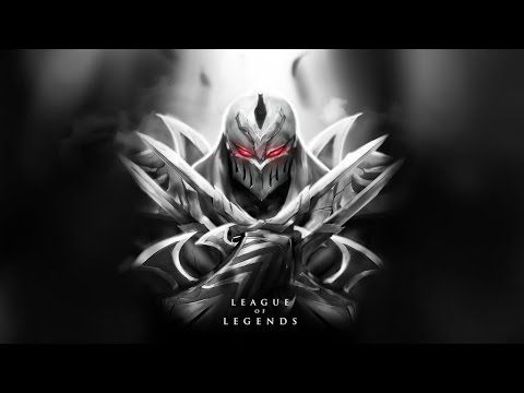 League of legends [LoL] Guia básica y maestrias/Runas ZED 2015 - YouTube