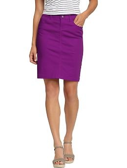 bright Pencil Skirt | Old Navy  just like my favorite denim skirt that i wear all the time?