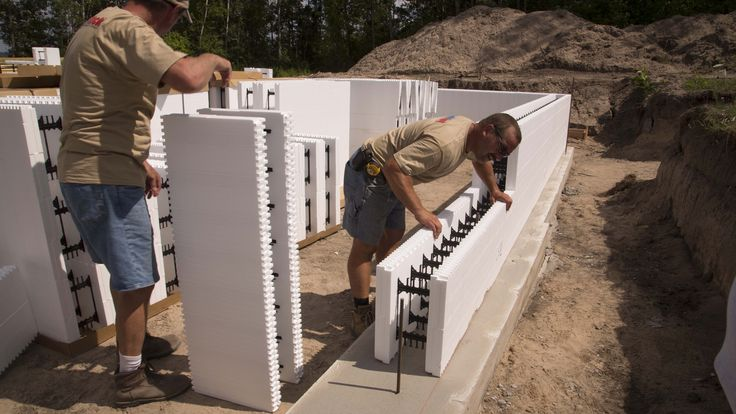 1000 images about icf construction on pinterest for Icf residential construction