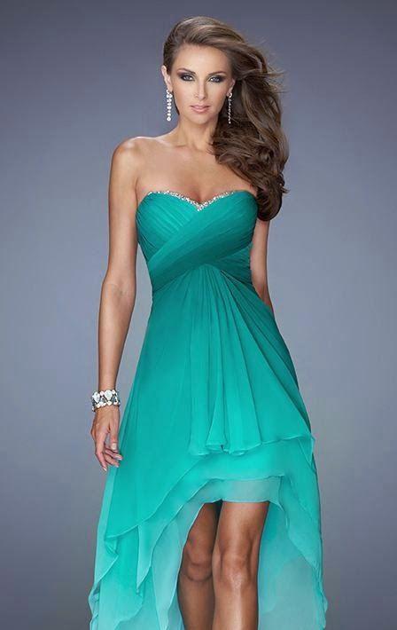 ad2b0af39 Fabulosos diseños de vestidos de graduación