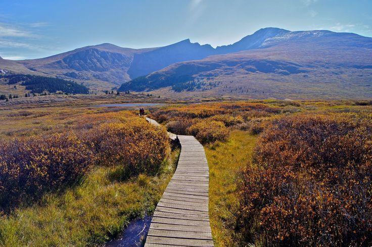 Mount Bierstadt Trail - Idaho Springs, CO