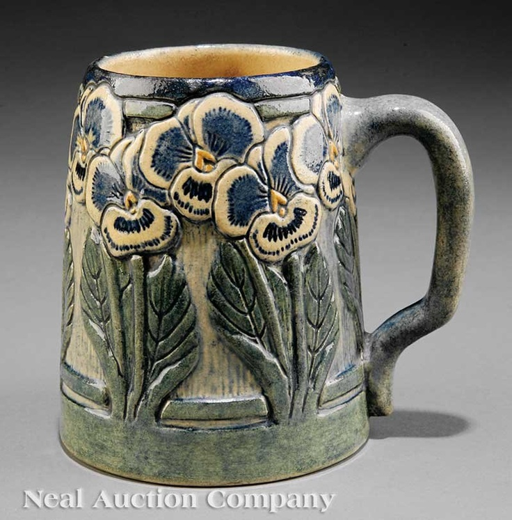 Best newcomb pottery images on pinterest sadie art